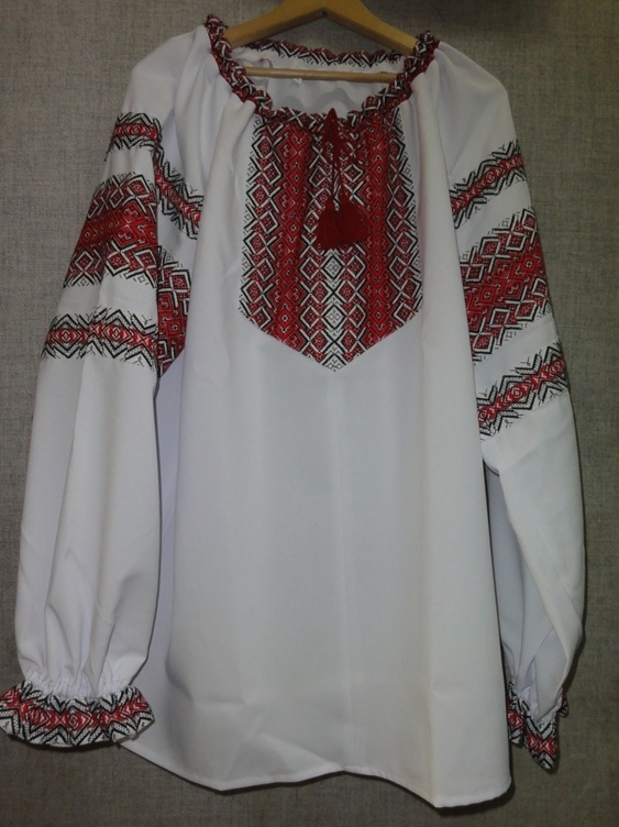 Women's Embroidered Shirt